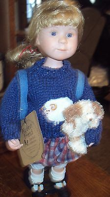 Brittany From The Boyd's My Best Friend Doll Collection-Retired