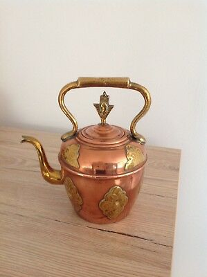 Brass Copper Kettle