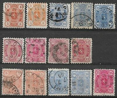 Finland very old lot used