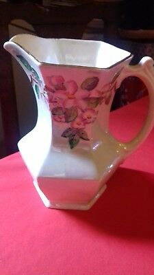 Ringtons Ltd Maling Ware Jug 19cm height