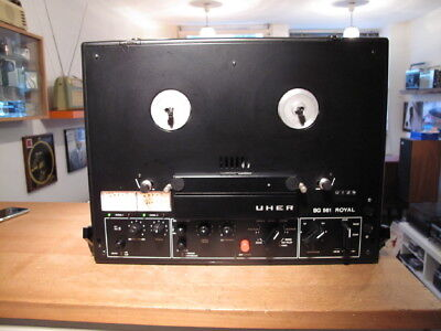 Uher SG 561 Royal - Tonbandmaschine, reel-to reel
