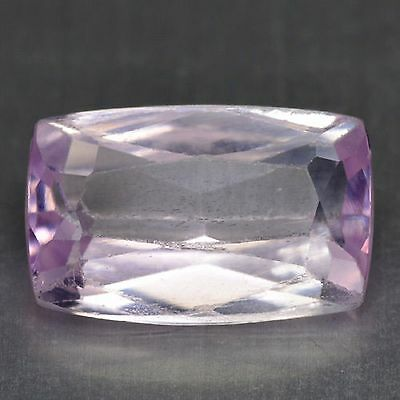 3.51 Cts Dazzling High Quality Aaa Pink Color Natural Kunzite Gemstones