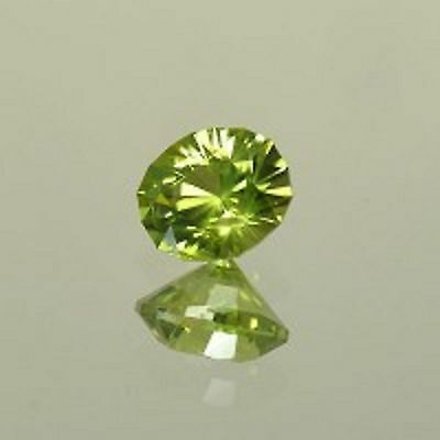 1.97 Cts Unheated Earthmined Parrot Green Color Natural Peridot-Vs