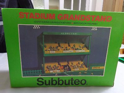 Subbuteo Grandstand Ref C140 Boxed Including Internal Packaging Insert.