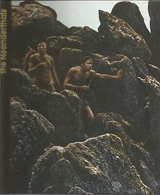 The Neanderthals (The Emergence Of Man) George Constable/Editors of Time Life Bo