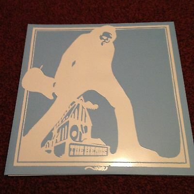 The Heads Nobody Knows White Vinyl Pressing D/lp Psych 300 Only