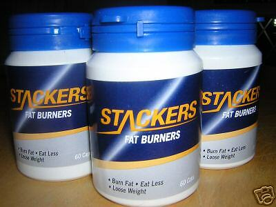 Shape up FAST with Stackers Slimming Capsules