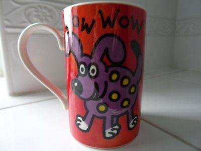 Dunoon Stoneware Doggies Mug Designed By Jane Brookshaw