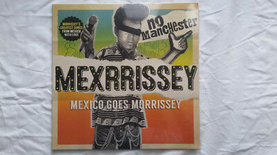 Mexrrissey - No Manchester - Mexico Goes Morrissey LP (Sealed) Marr, The Smiths