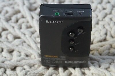 Vintage Walkman Sony WM-DD 22 perfect working 100 % there is no click clack !