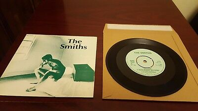 The Smiths - William It Was Really Nothing 1984 UK ROUGH TRADE 166