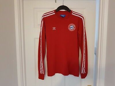 vintage ADIDAS ORGINALS - FC Bayern Munich shirt men's XS / S