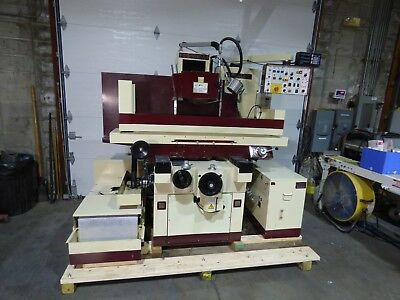 Chevalier Surface Grinder FSG 1020 AD 3 Axes Automatic Sharp Machine Video