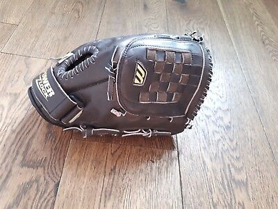 Leather base ball glove  BNWOT