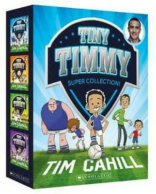 Tiny Timmy Super Collection! by Tim Cahill Paperback Book Free Shipping!