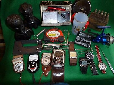 Job Lot of Collectables and Watches