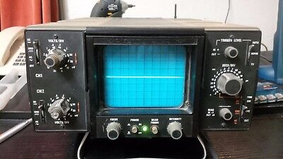 Telequipment D1010 Analogue Oscilloscope