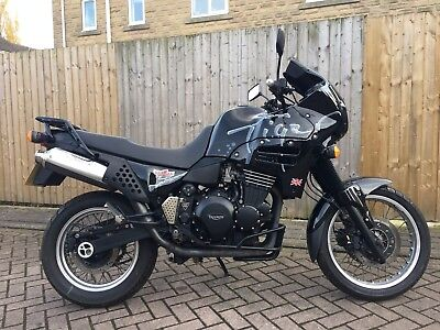1997 Triumph Tiger Black (Steamer)