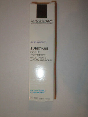 roche posay substaine augen  packung a 15 ml