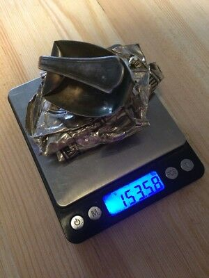 Scrap Silver .925 Approximatley  153 grams For Precious Metal Recovery