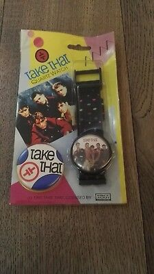 Take That Watch With Original Packaging & Badge In Excellent working Condition