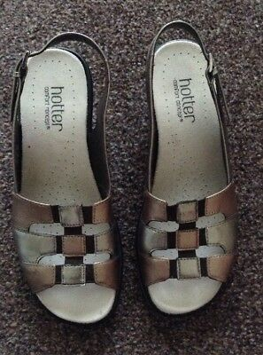 Hotter Sandals Size 4 1/2