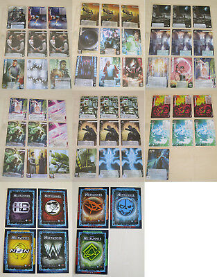 Android Netrunner High-End Promo Collection with early Worlds Promos and more!