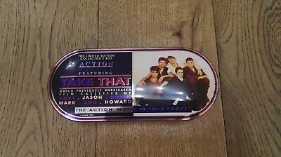 Take That Limited Edition Action Movie In Your Pocket Excellent Condition