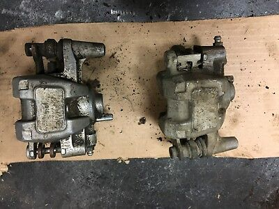 2007-2012 Yamaha Grizzly 550 700 Front Brake Calipers Left & Right Pair