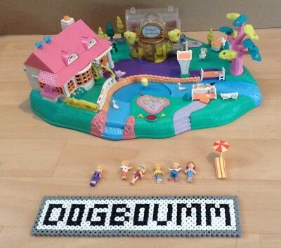 ♠️Polly Pocket - Magasin Polly  Avec Figurines ♠️