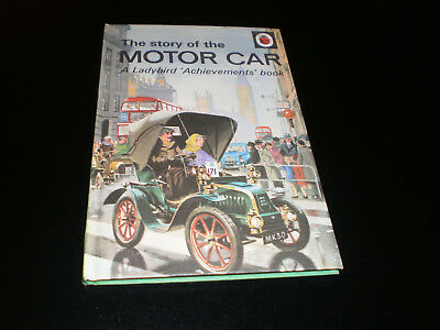 Ladybird - The Story Of The Motor Car - Series 601