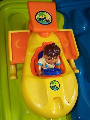 Go Diego Go To The Rescue Fan Boat