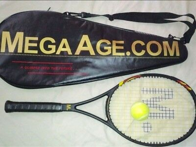 MEGA AGE M1 GRAPHITE TENNIS RACKETS Box Of 10 Grip 3 RRP £500