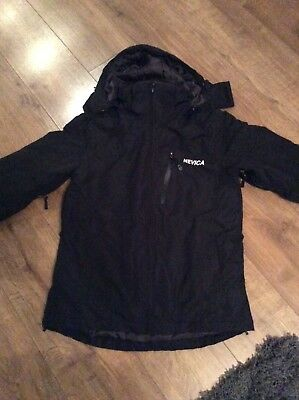 Mens Nevica Ski Jacket Small