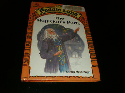 Ladybird -  Puddle Lane - The Magician's Party