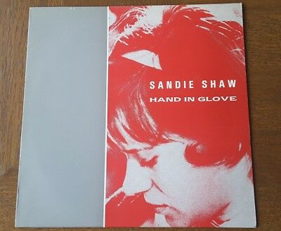 "The Smiths Sandie Shaw Hand In Glove Ltd 12"" Vinyl Single Rough Trade Morrissey"