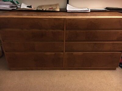 Vintage Industrial Howard Keith Ltd PLAN CHEST Architects Art Drawers - 8 Draw