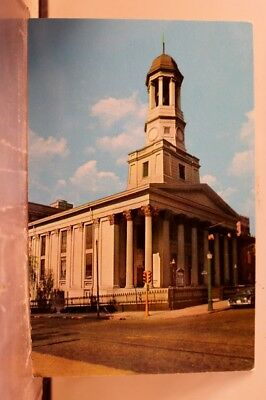 Virginia VA Richmond St Paul Episcopal Church Postcard Old Vintage Card View PC