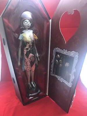 "Disney Store Exclusive Sally from ""The Nightmare Before Christmas"" Doll"