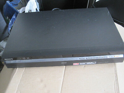 Sony RDR-HXD770 HDD(120 GB&/DVD Recorder WITH FREEVIEW