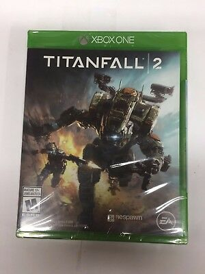 Titanfall 2 (XBOX ONE) ***BRAND NEW FACTORY SEALED***