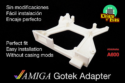 Commodore Amiga 600 Gotek Adapter