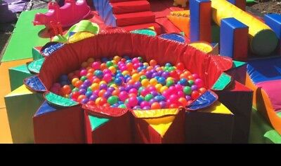 Soft Play Portable Ball Pool Ball Pit Commercial