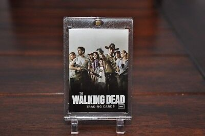 The Walking Dead Season 1  Promo Card  P2  CAST MEMBERS ( PHILLY )