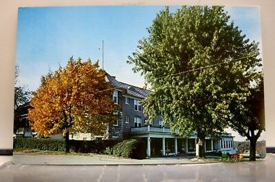 West Virginia WV Hill Top House Harpers Ferry Postcard Old Vintage Card View PC