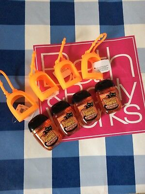 Bath And Body Works Pocketbac Halloween Purrfect Pumpkin & Holder