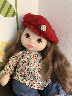 My child Doll Dyed UL Please Read