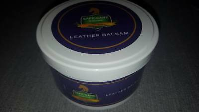 Safe Care Equine Leather Balsam 250ml - Brand New RRP £9.99