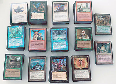 MTG Fallen Empires & Homelands Lot with Rares - Personal Collection