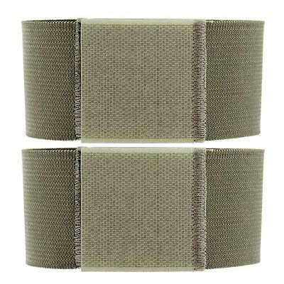 "Boot Bands: 2"" Wide Acu Trouser Blousers Boot Band Bands One Pair   Per Package"